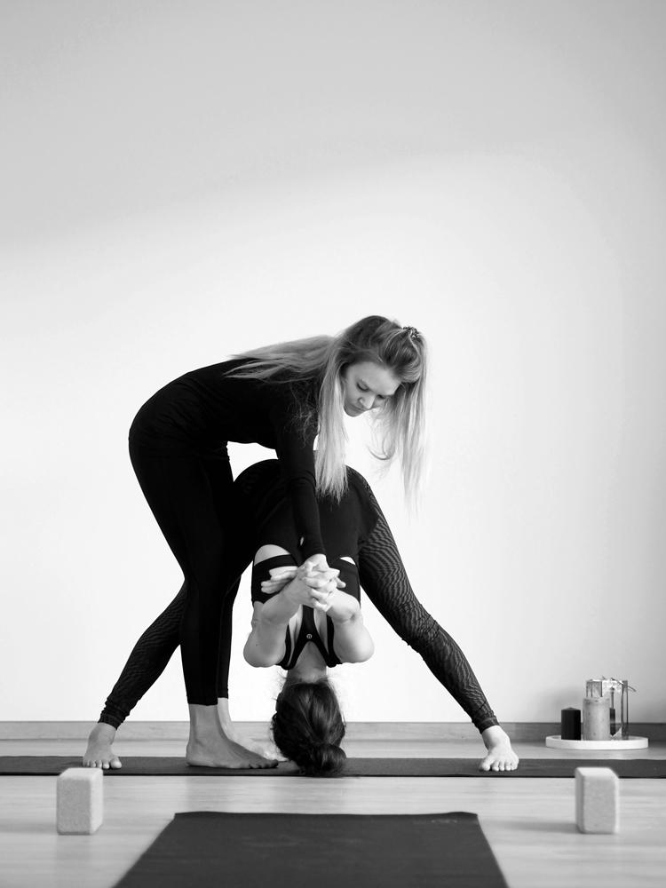 Yogapraxis Yoga Personal Training Ernährung Ernährungsberatung Johanna Langner liveSimplicity