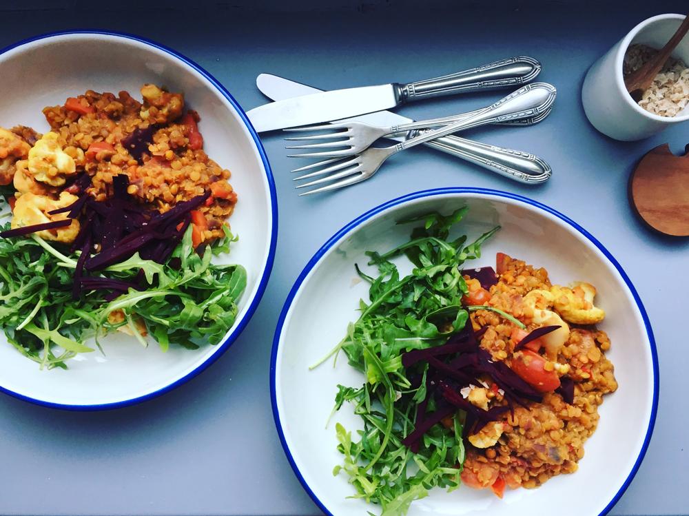 Ernährung Ernährungsberatung Johanna Langner liveSimplicity Salat